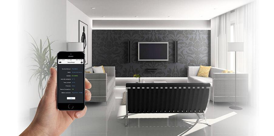 Control de iluminaci n y ahorro de energ a audio y video shop - Sistemas de iluminacion interior ...