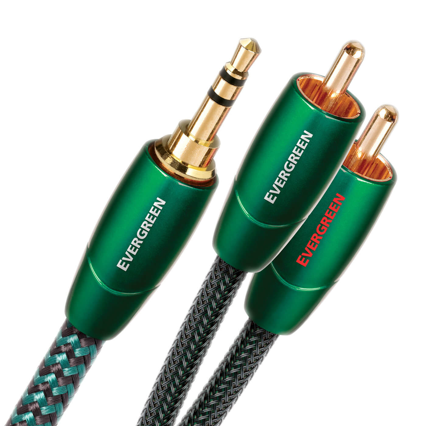 Cable 3.5mm a RCA 1m