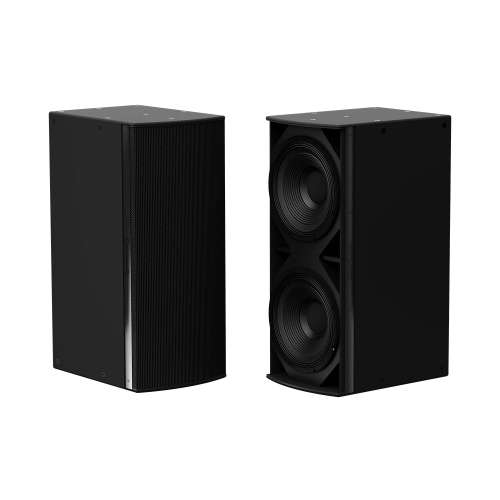 Community IS6-215, Subwoofer dual de potencia media de 15 pulgadas