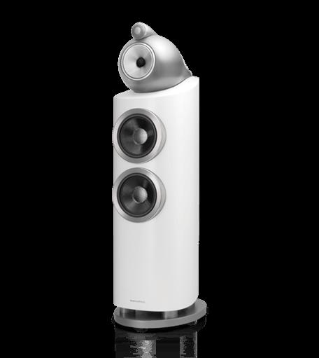 BOWERS & WILKINS 803-D3 Caja acustica torre, bass reflex, 3 vias, 3 woofers 7
