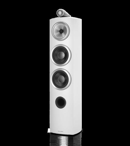 Caja acustica torre, bass reflex, 3 vias, 2 woofers 6.5