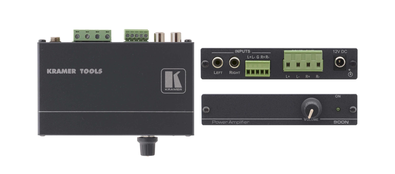 Amplificador estereo de 10 watts a 4 ohms-900n