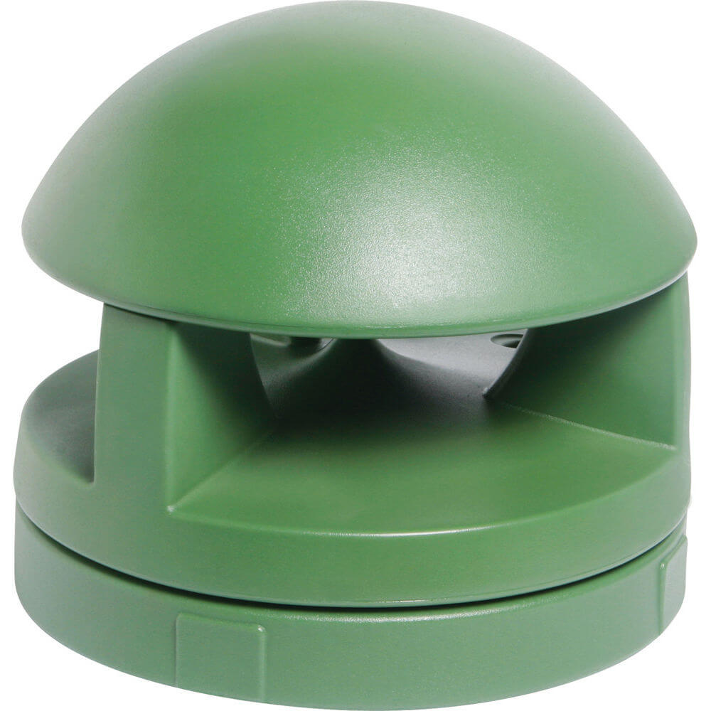 Atlas Sound GSS-G Bocina para exterior tipo hongo (short base)70watts 8Ohms, 32 watts 70v
