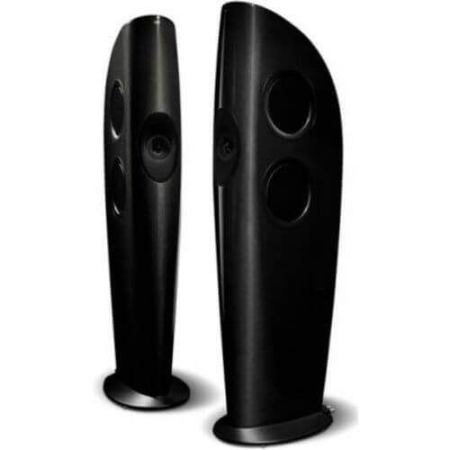 Altavoces de tres vías tipo bass reflex 50-400 watts (par)-Blade
