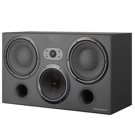 Caja acustica tipo lcrs, bass reflex 3 vias, 2 woofer 8
