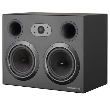 Caja acustica tipo lcrs, bass reflex 2 vias, 2 woofer 6