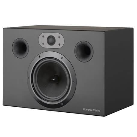 Caja acustica tipo lcrs, bass reflex 2 vias, 2 woofer 7