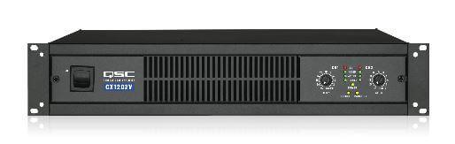 Amplificador de 2 canales de 800 watts a 70 volts-Cx1202v