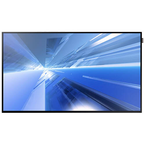 "Pantalla de 40"" ""Direct-Lit LED Display"