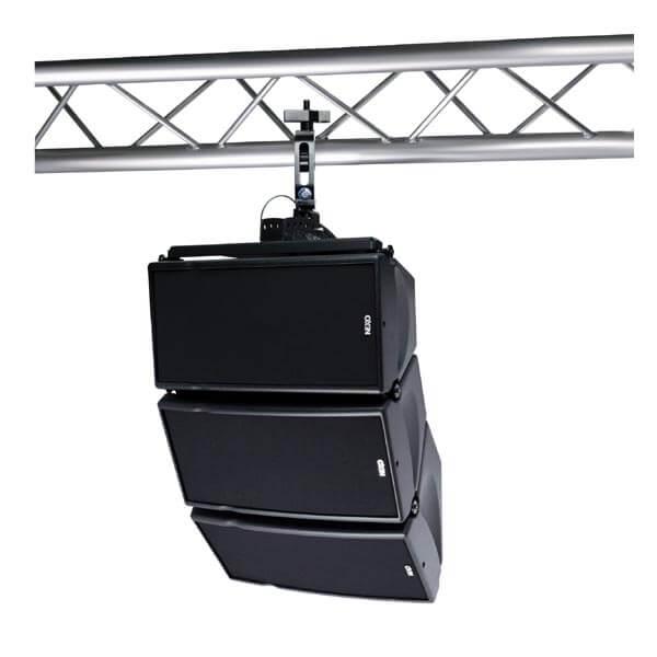 Gabinete acustico para medias y altras frecuenas, 6.5, 8 ohms.-M620
