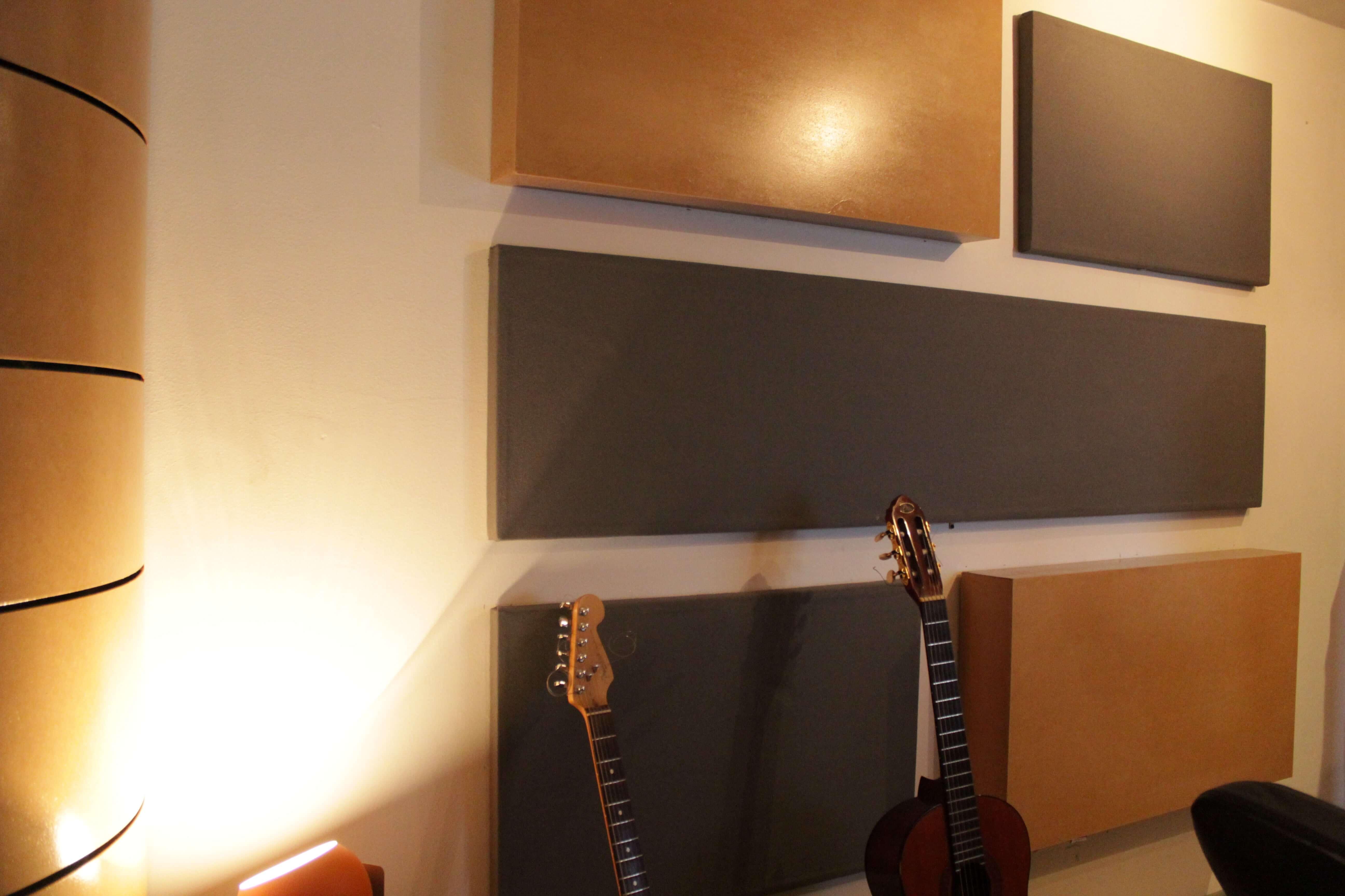 Audio y video shop lana mineral 60 x200cm panel ac stico - Insonorizar estudio ...