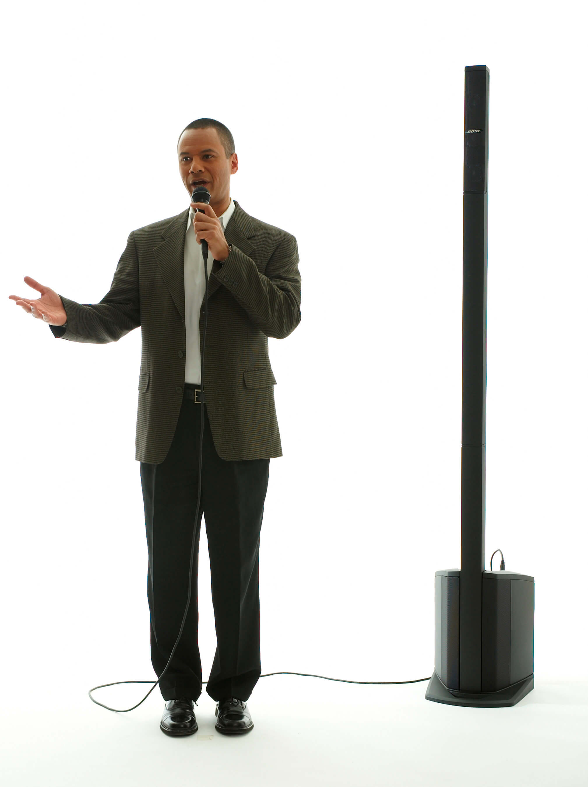 Bose L1 compact Sistema portatil amplificada