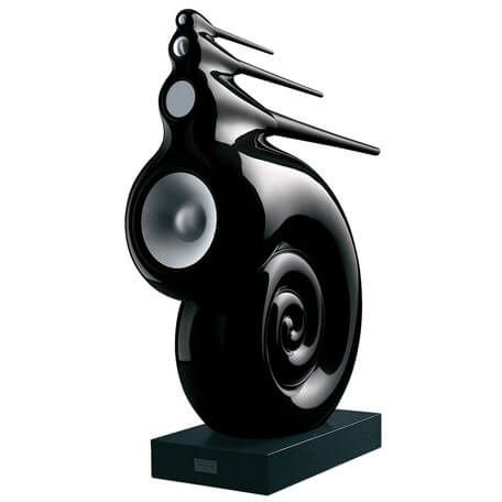 BOWERS & WILKINS NAUTILUS Caja acustica tipo torre, woofer 12