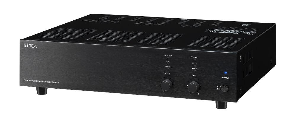 Amplificador de potencia 2 x 60 watts-P-9060dh