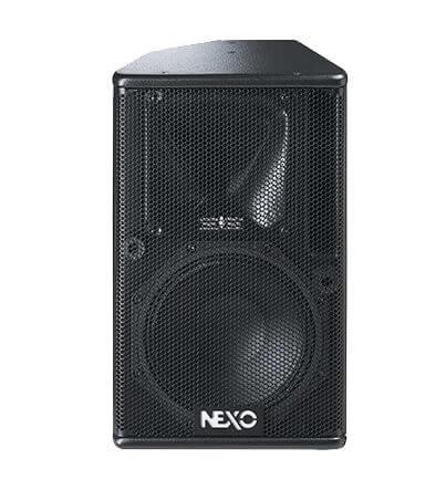 Nexo PS.8U Bocina autoamplificada de 2 vias de 8
