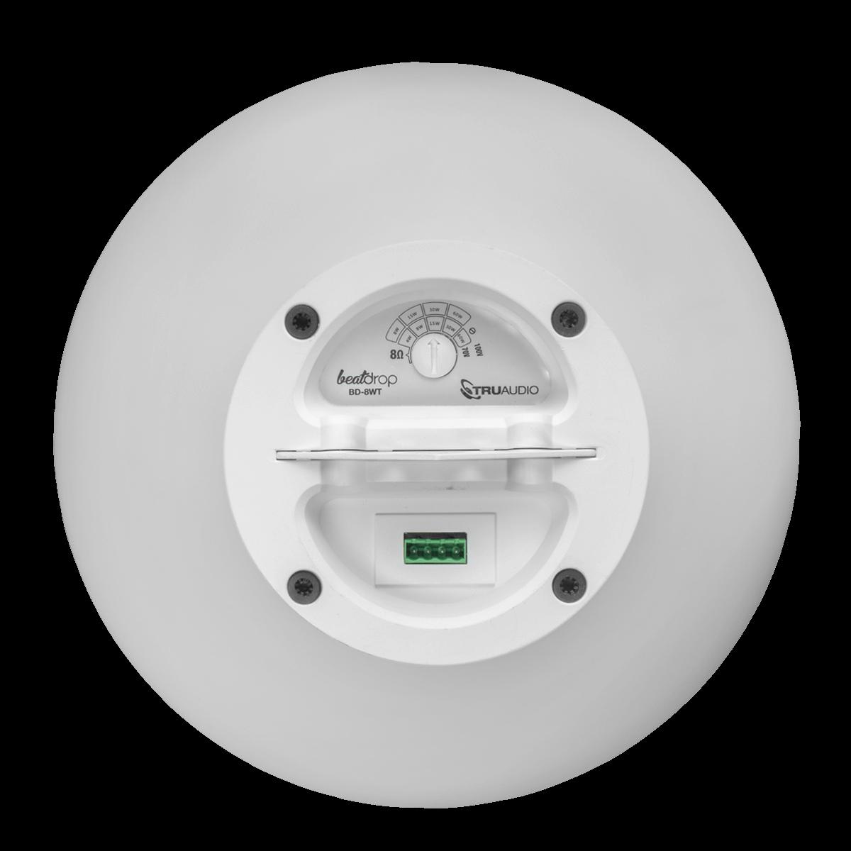 Truaudio BD-8 Bocina colgante de 60 watts a linea de 70v