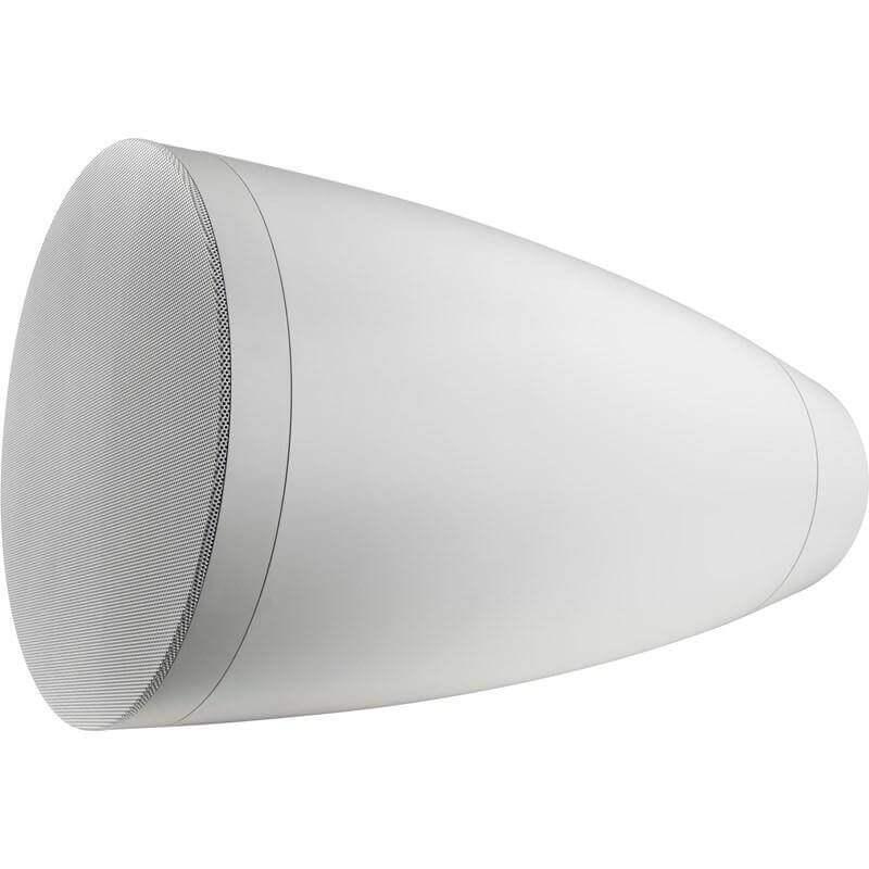 Altavoz colgante de 8 pulgadas 60w/70v (par)(blanco negro)-Sn-Pro-Psp83t