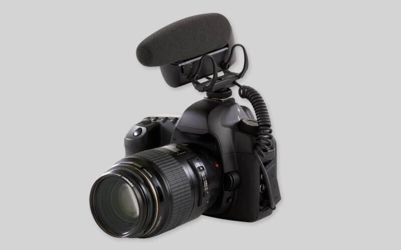 Shure VP83 Micrófono tipo cañón para cámara