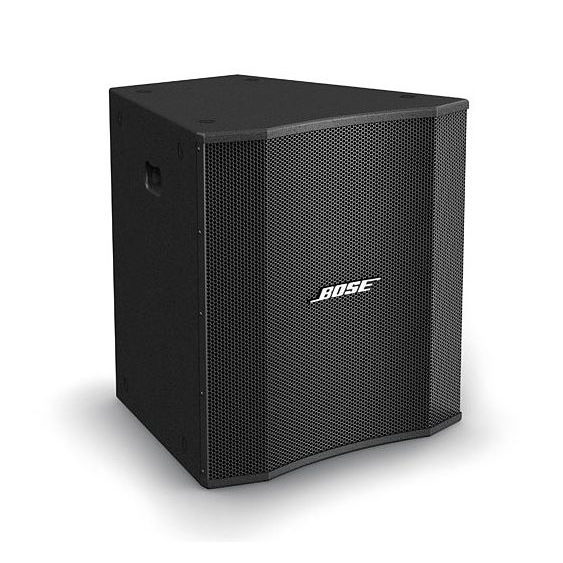 Altavoz bose pro media / alta frecuencia, sumas de salida de 2x4.5-Lt 6400-Bk