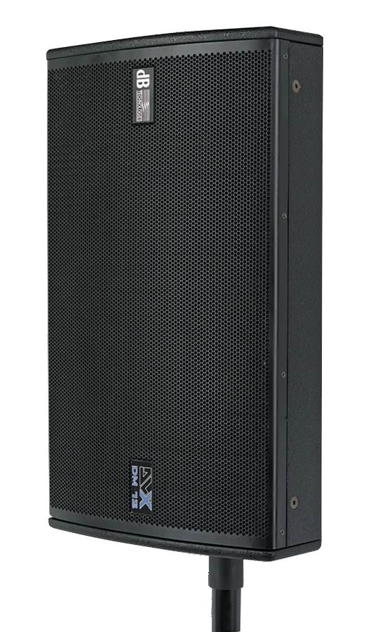 DB TECHNOLOGIES DVX DM12 Monitor de piso autoamplificado 12