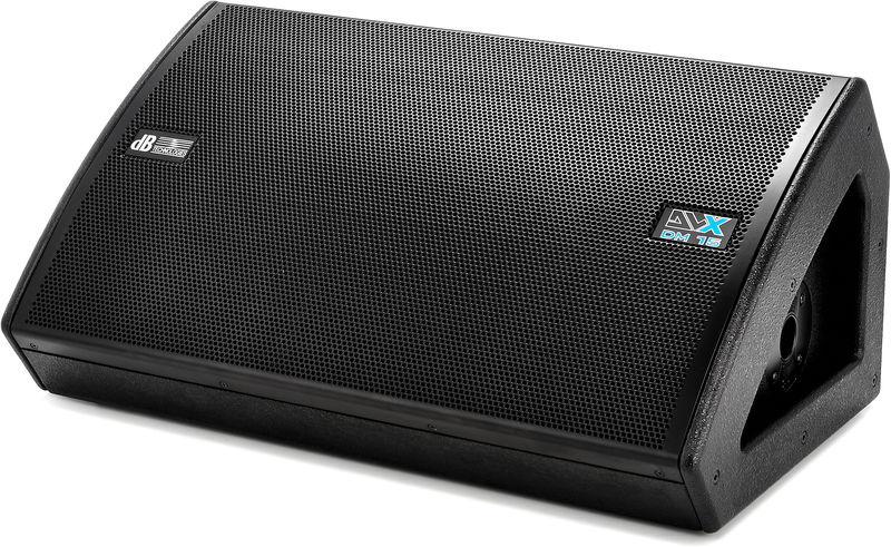 DB TECHNOLOGIES DVX DM15 Monitor de piso autoamplificado 15