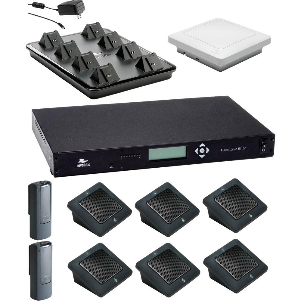Sistema para 8 microfonos elite-01-Eliteexec8