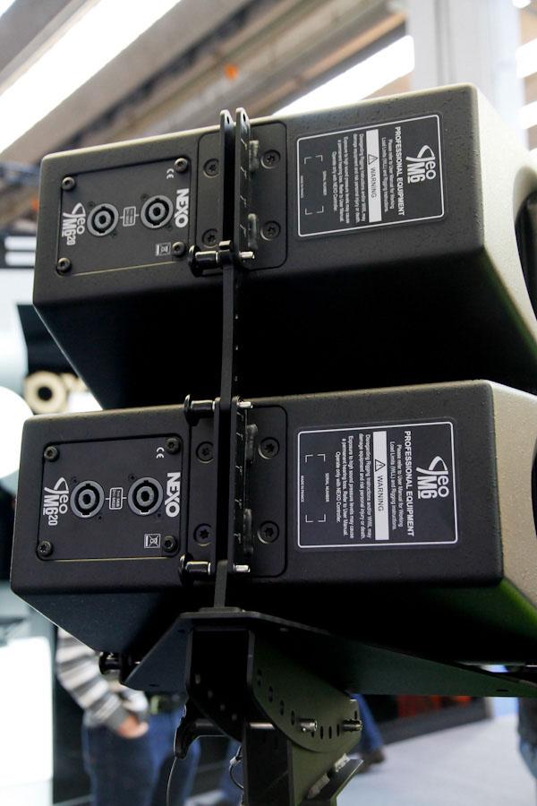 Barra de angulaje para 3 cajas de m6-Gmt-Lbadtp