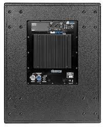 DB TECHNOLOGIES DVA-S10 Subwoofer activo de 18