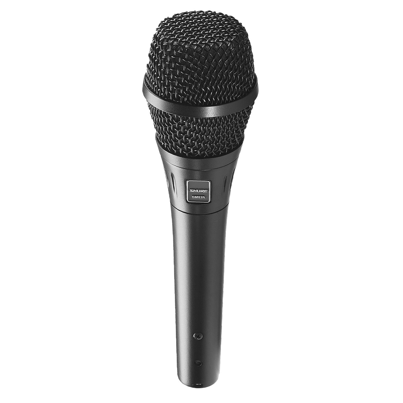 Micrófono vocal supercardioide.-Sm87a