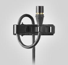 Micrófono lavalier condens,20-20,000hz-Mx150b/o-Xlr