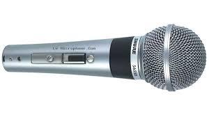 Shure 565SD-LC Micrófono vocal, cardioide, clásico.