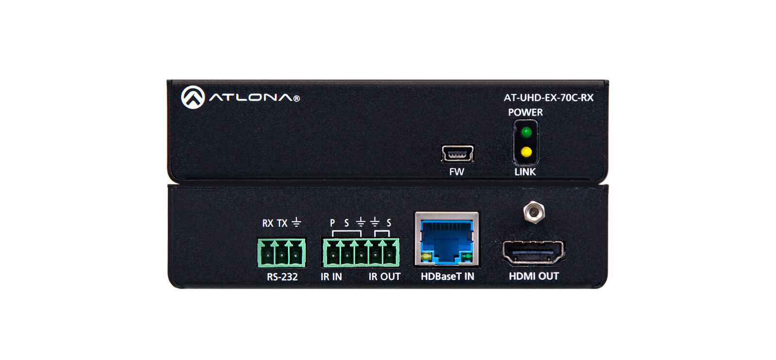 Extensor De Video Con Cable De Red, Hasta 70mts Por Pza.