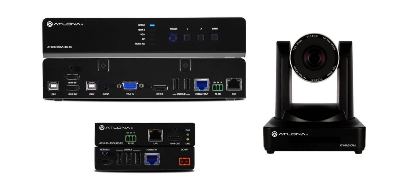 Soft Codec Conferencing System Con Camara Ptz