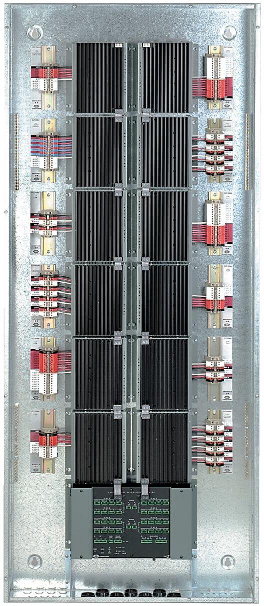 Gabinete De Automatización, 7 Módulos De Alto X 1 Módulo De Ancho