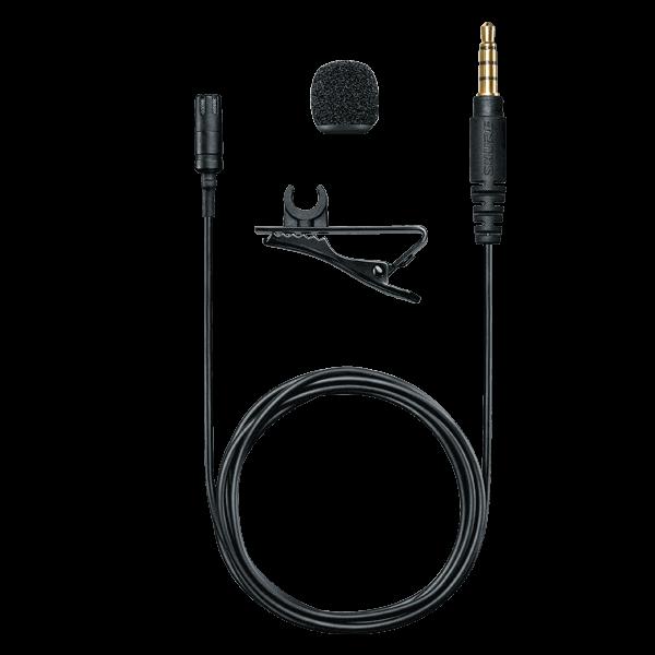 Micrófono Digital Lavalier, Condensador, Omnidireccional, Cable De 1.2 Mts
