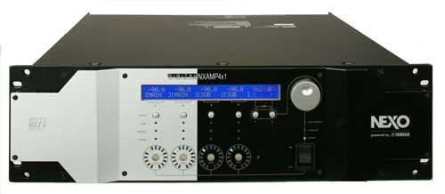 Amplificador De 4 Canales De 600 Watts A 8 Ohms