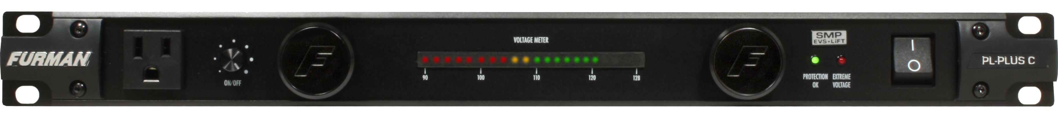 Acondicionador De Energía  De 15 Amperes A 9  Tomas