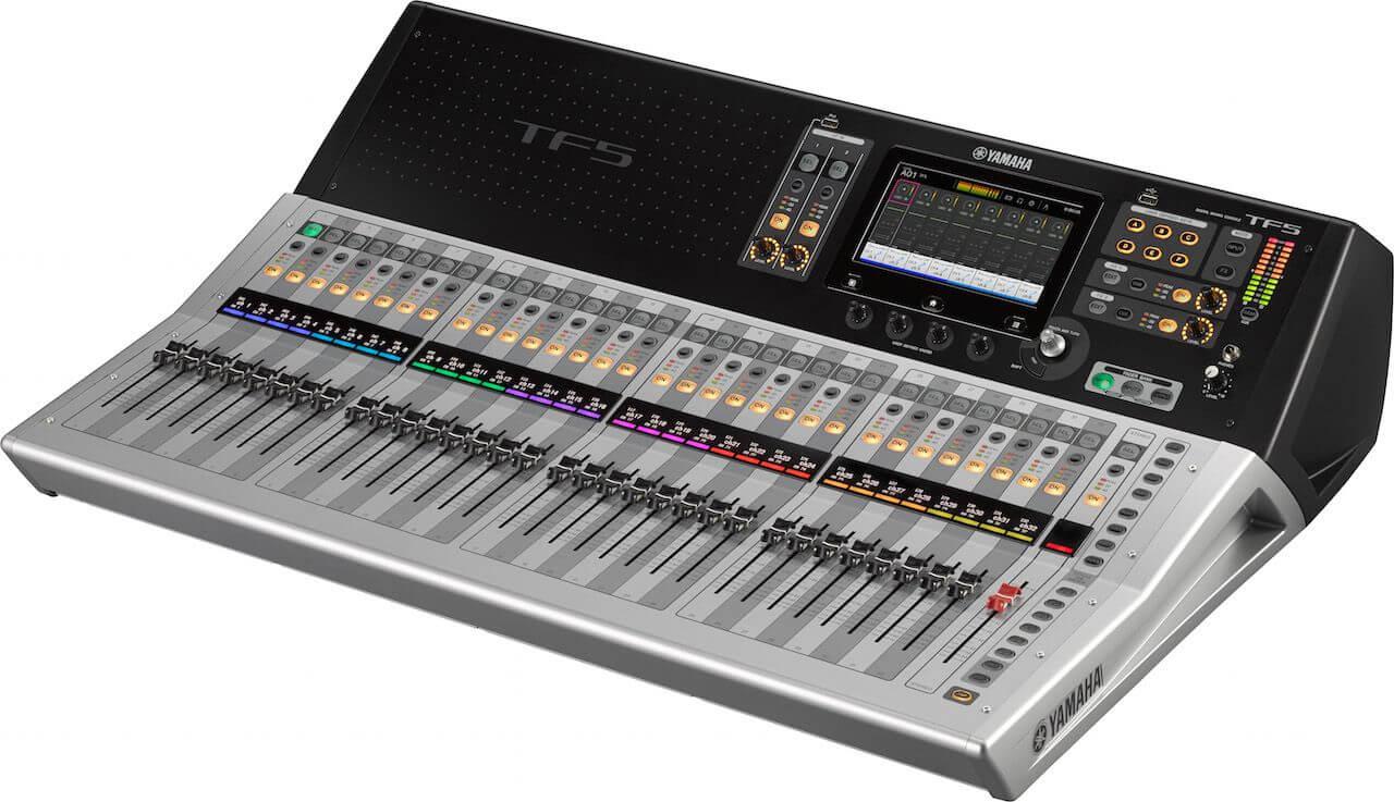 Consola Digital De 32 Canales, Touch