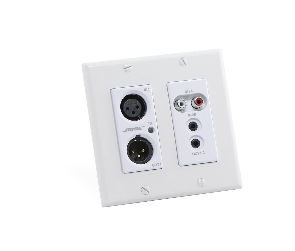 Interfaz De Audio Multiple I/o, Impedancia 1.8k Ohms, Pieza.