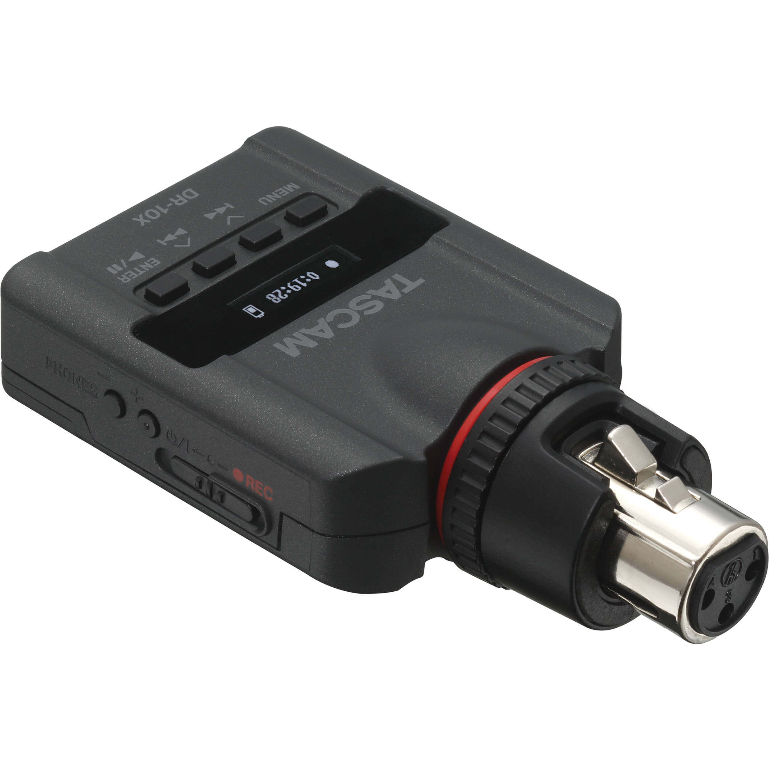 Grabador En Memoria Microsd Para Micrófonos Dinámicos