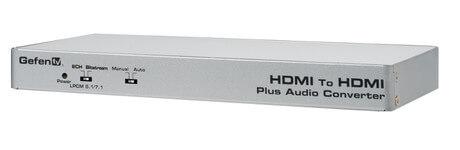 Extractor De Audio, De Hdmi A Hdmi + Audio En 8 Canales